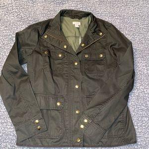 NWOT Jcrew field jacket